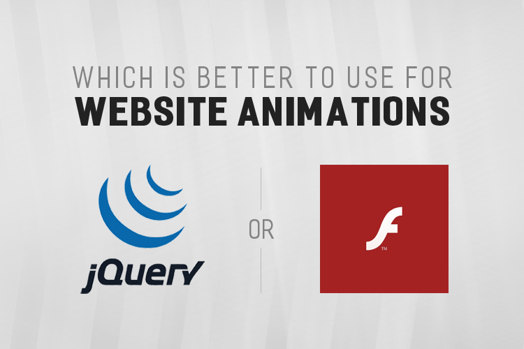 JQuery vs. Flash